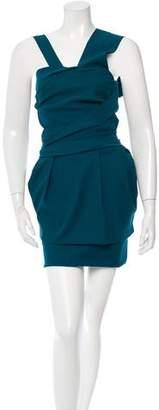 Preen by Thornton Bregazzi Preen Sleeveless Mini Dress