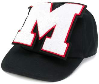 MSGM brand patch cap