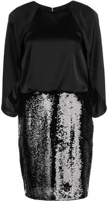Aidan Mattox 80's style dress