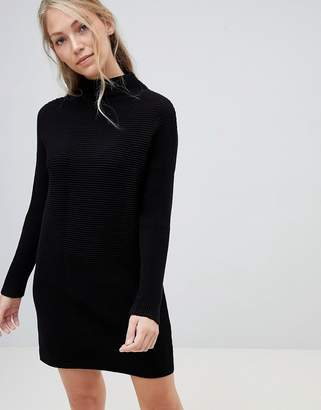French Connection Sunday Mozart high neck sweater dress
