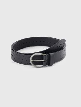 Lucky Brand Geo Cutout Belt