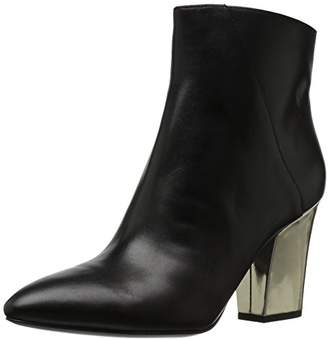 Nine West Women's SAVITRA Boots, (Black)