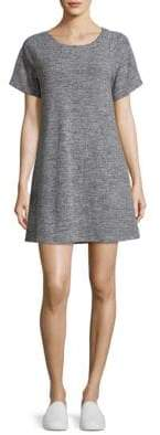 BB Dakota Journey Heathered A-Line Dress