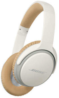 Bose ; NEW ; SoundLink®; around ear wireless headphones II White