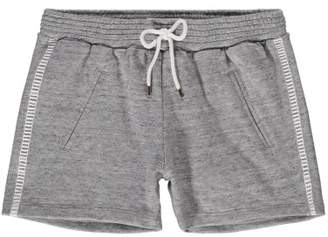 Chloé Sale - Pompom Bow Fleece Shorts