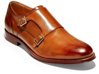 Cole Haan American Classics Gramercy Double Strap Monk Shoe