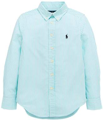 Ralph Lauren Long Sleeve Stripe Shirt