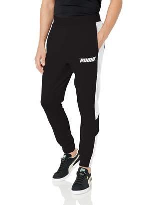 Puma Men's Rebel Sweat Pants French Terry, L