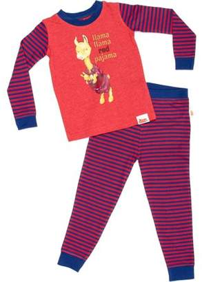 Llama Llama Red Pajama Toddler Boys Tight Fit Infant Pajama Set