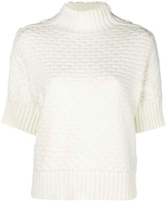 See by Chloe turtle-neck jumper