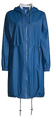 Rains Women's Hooded Rain Coat