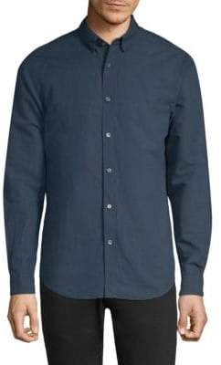 Theory Edward Essential Button-Down