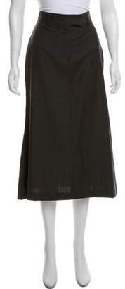 Isabel Marant Wool Midi Skirt