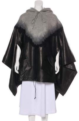 Alexander Wang Cashmere and Wool Cape w/ Tags
