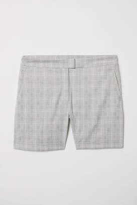 H&M H&M+ Chino Shorts - Gray