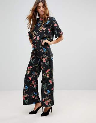 Rock & Religion Floral Cropped Trousers