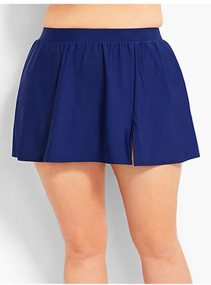 Talbots Plus Size Exclusive Swim Skirt
