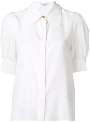 Stella McCartney pointed collar blouse