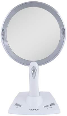 Zadro 7.5-Inch 5x Mag Classic Light Tri-Led Power Zoom Vanity Mirror