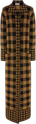 Temperley London Trophy Knit Long Cardigan