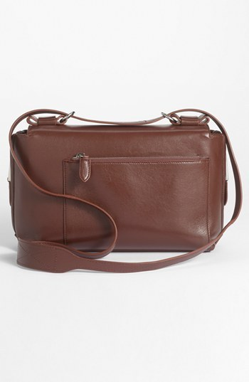 Marc Jacobs 'Prince Amelia' Leather Shoulder Bag