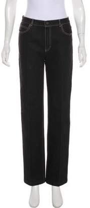 Max Mara Weekend High-Rise Wide-Leg Jeans