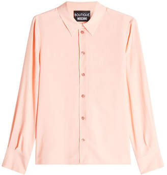 Moschino Blouse with Silk