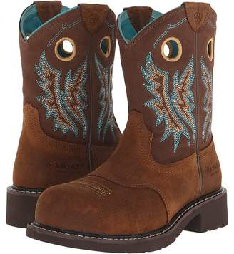 Ariat Fatbaby Cowgirl Composite Toe Cowboy Boots