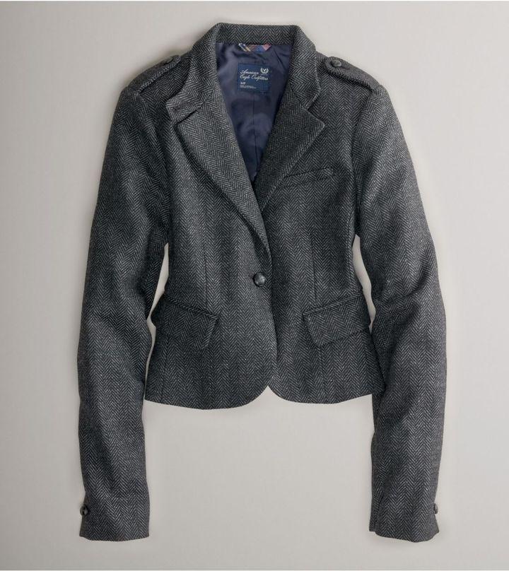 AE Tweed Blazer