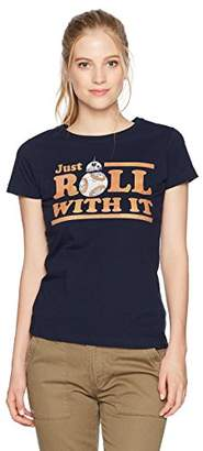 Star Wars Junior's Bb-8 Just Roll with It Top