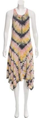 Raquel Allegra Sleeveless Printed Dress