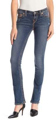True Religion Slim Straight Leg Jeans