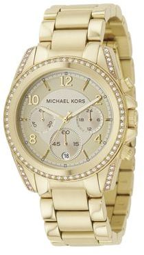 Michael KorsPave Crystal Watch