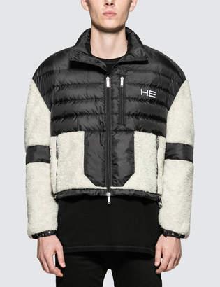 Heliot Emil Down Fleece Jacket