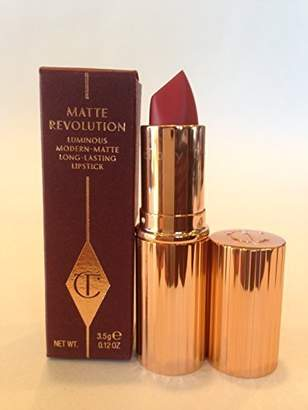 Charlotte Tilbury Matte Revolution Luminous Lipstick - Amazing Grace - Full NIB by