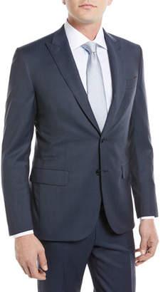 Brioni Herringbone Two-Piece Wool Suit