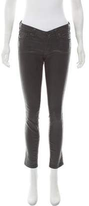 Adriano Goldschmied High-Rise Skinny Leg Jeans