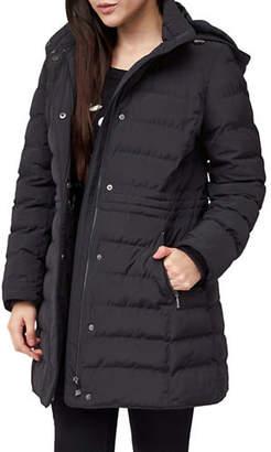 Precis Petite Petite Ana Quilted Hooded Coat