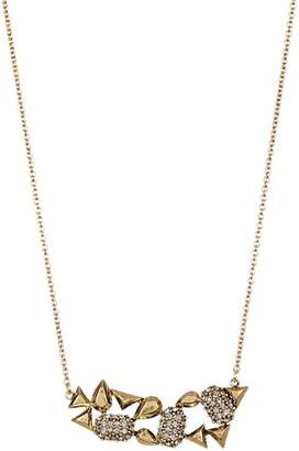 House Of Harlow The Theia Pave Necklace