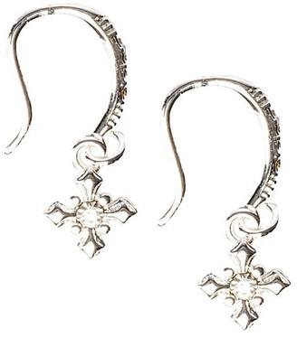 Brilliance+ My Saint My Hero Brilliance Crystal Faith Earrings