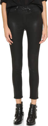 PAIGE Margot Ankle Skinny Jeans $199 thestylecure.com