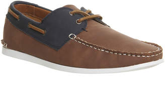 1e3481229639 Office Floats Your Boat Shoes Tan Navy