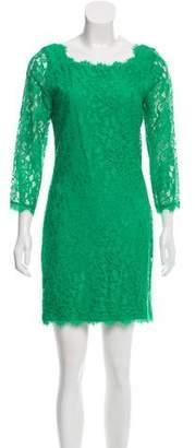 Diane von Furstenberg Zarita Guipure Lace Dress