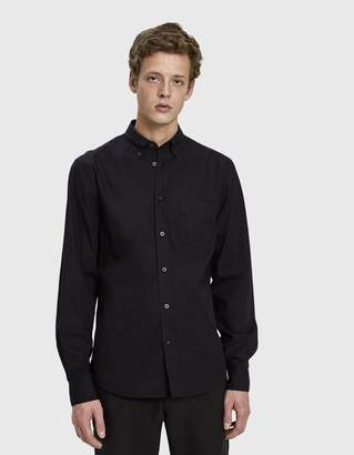 Acne Studios Isherwood Shirt in Black