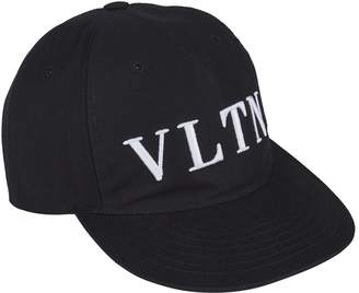 Valentino LogoBaseball Cap