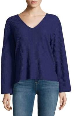 Thermal Long-Sleeve Sweater