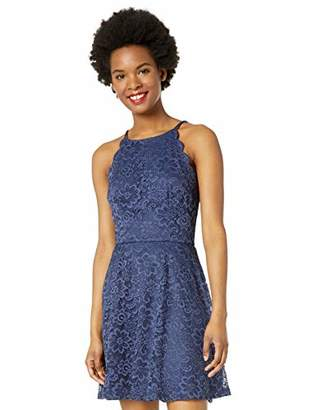 14863629569 Amy Byer A. Byer Lace Fit and Flare Dress (Junior s)