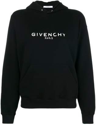 Givenchy (ジバンシイ) - Givenchy ロゴプリント パーカー