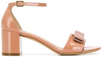 Salvatore Ferragamo Vara Bow ankle strap sandals
