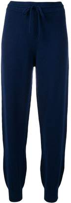 Theory slim-fit drawstring trousers